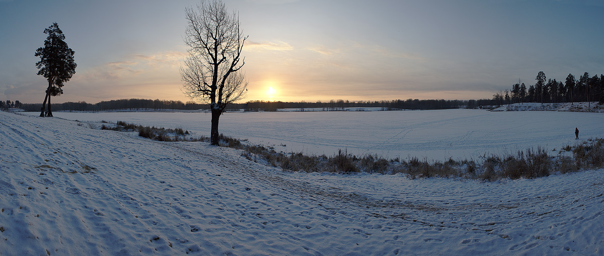 "photo ""***"" tags: landscape, panoramic, winter"