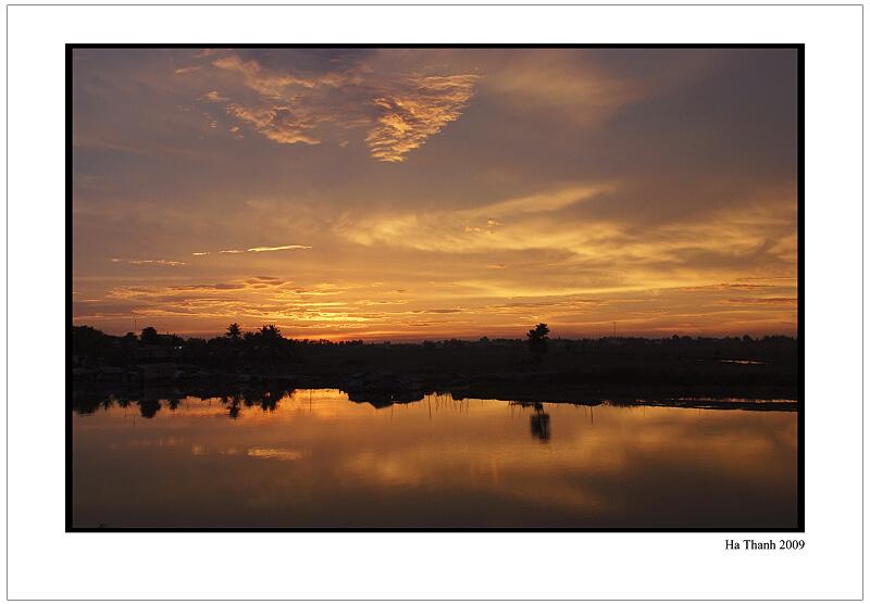 "фото ""Evening clouds"" метки: пейзаж, облака"