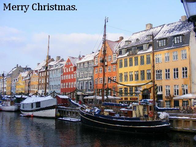 "фото ""Merry Christmas."" метки: путешествия, Европа"