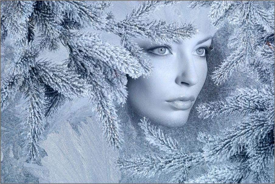 Образ зимы