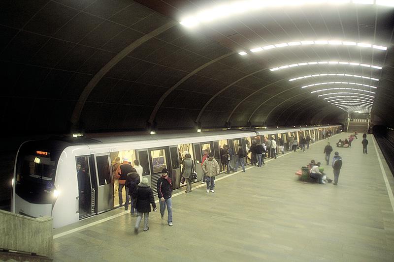 "фото ""Metro station"" метки: город, репортаж,"