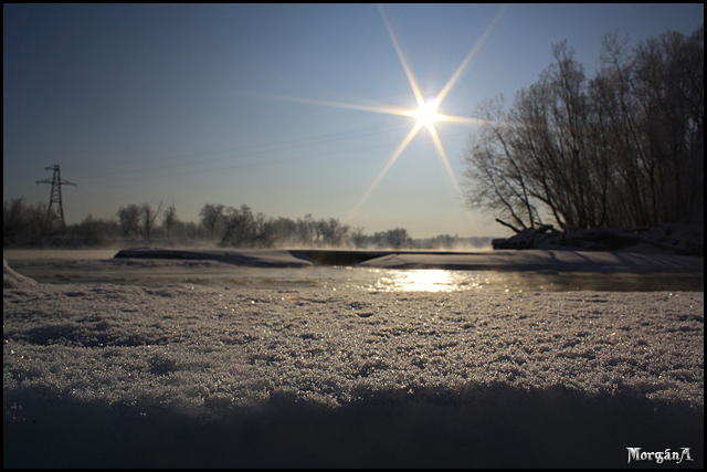 """фото """"000"""" метки: пейзаж, зима"""