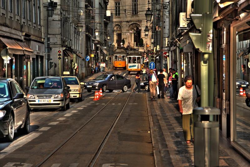 """фото """"Трамвайная жизнь старого города"""" метки: путешествия, город, Европа"""