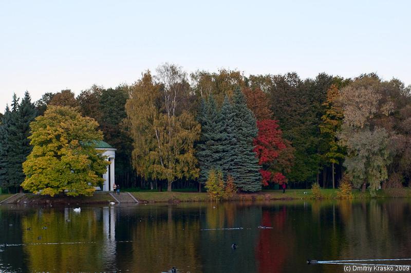 """photo """"Autumn Rainbow"""" tags: landscape, autumn"""