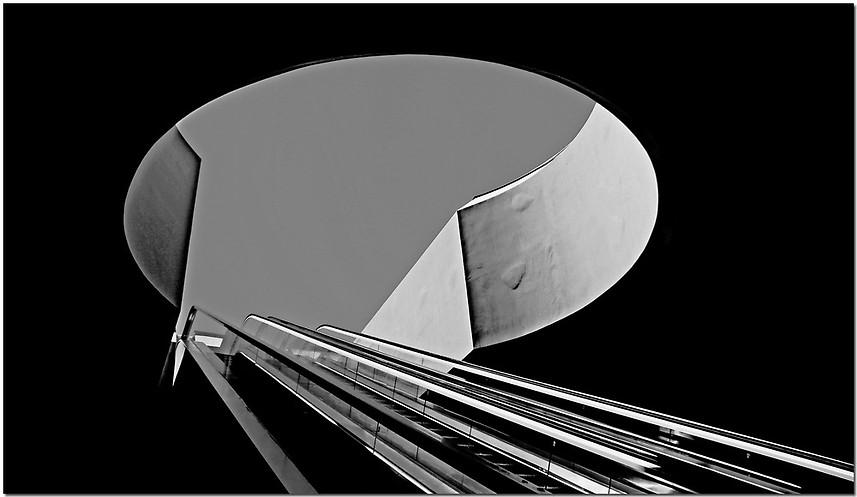 "фото ""Escalate"" метки: архитектура, черно-белые, пейзаж,"
