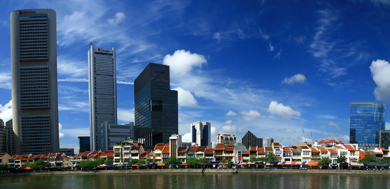 "photo ""Singapore-2"" tags: architecture, travel, landscape, Asia"