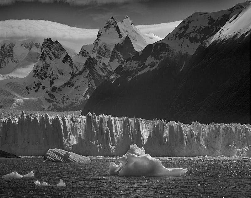 "фото ""Perito Moreno"" метки: пейзаж, горы"