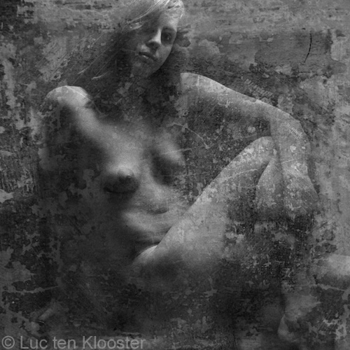"photo ""Nude portrait"" tags: nude, black&white,"