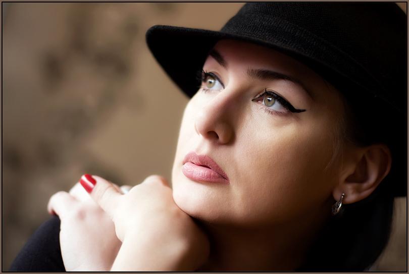 "photo ""Портрет"" tags: portrait, glamour, woman"