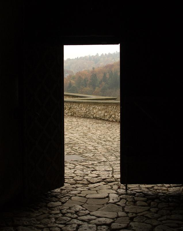 """фото """"Дверь в осень."""" метки: пейзаж,"""