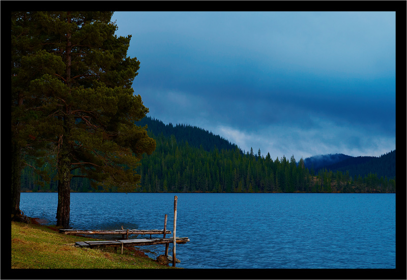 """фото """"Alone..."""" метки: пейзаж, вода"""