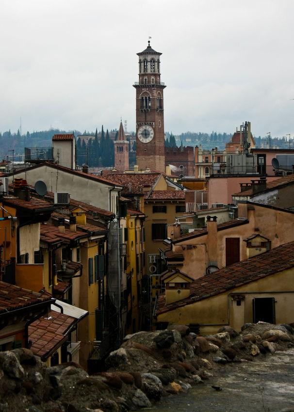 "фото ""Verona"" метки: архитектура, пейзаж,"