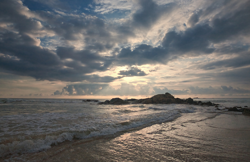 "фото ""На берегу океана"" метки: пейзаж, путешествия, Азия, вода"