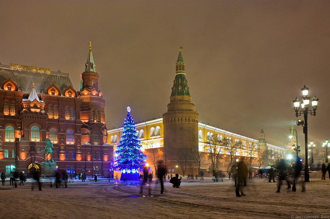 "photo ""***"" tags: city, Moscow, building, lamp, night"