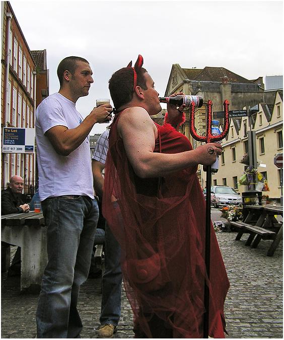 """фото """"Любители пива. из серии """"Эти странные британцы"""""""" метки: жанр, портрет, мужчина"""