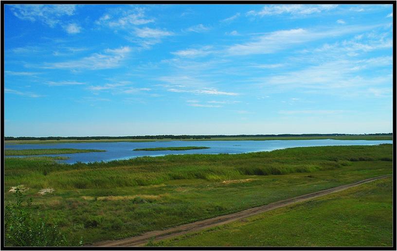"""photo """"lake Timakovo"""" tags: landscape, summer, water"""