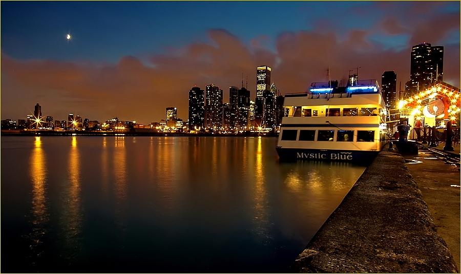 """фото """"""""Chicago"""""""" метки: путешествия, Северная Америка"""