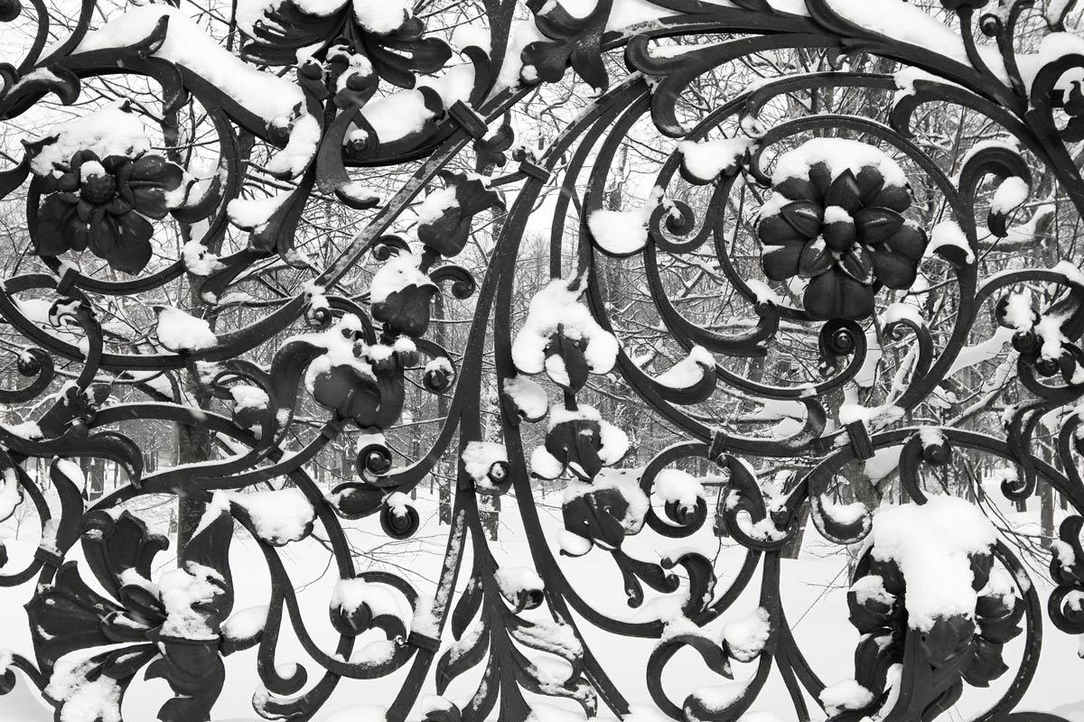 """фото """"Зимняя"""" метки: архитектура, пейзаж,"""