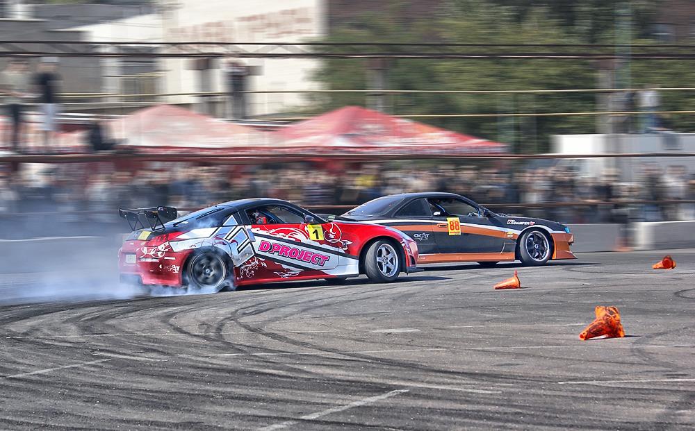 """фото """"Drift Action"""" метки: спорт, техника,"""