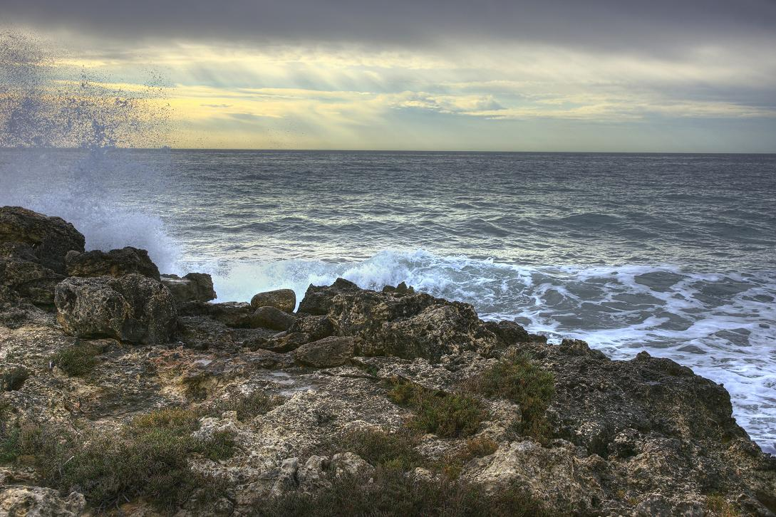 "photo ""The wave (2)"" tags: landscape, water"