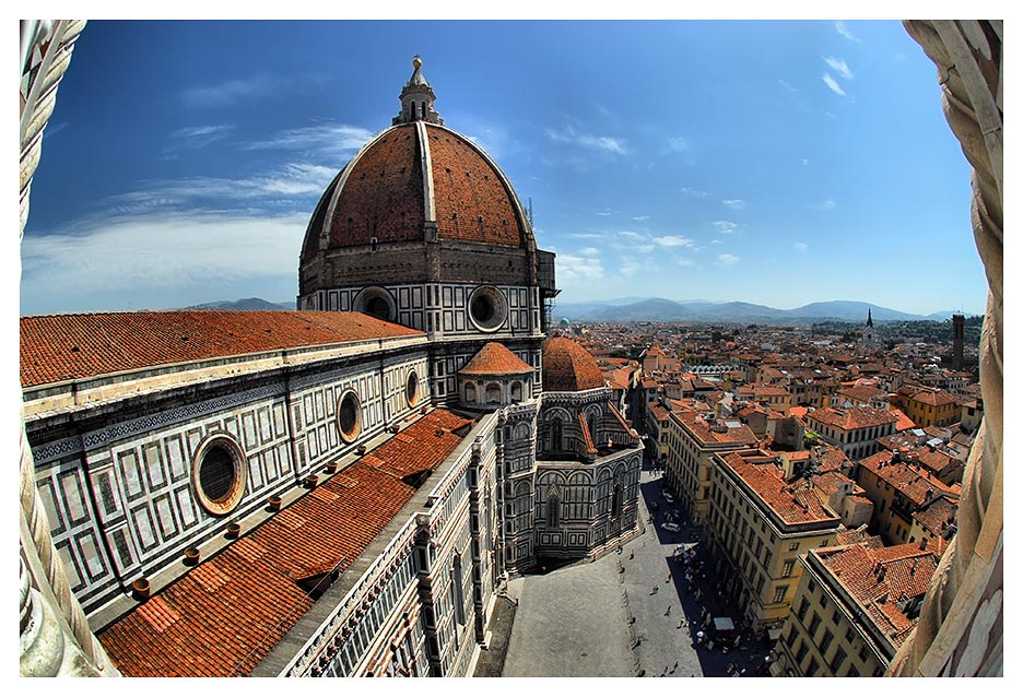 "photo ""Florence"" tags: architecture, landscape,"