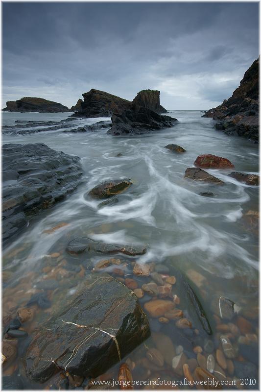 "фото ""Alentejo Beaches (Portugal)"" метки: пейзаж, закат"