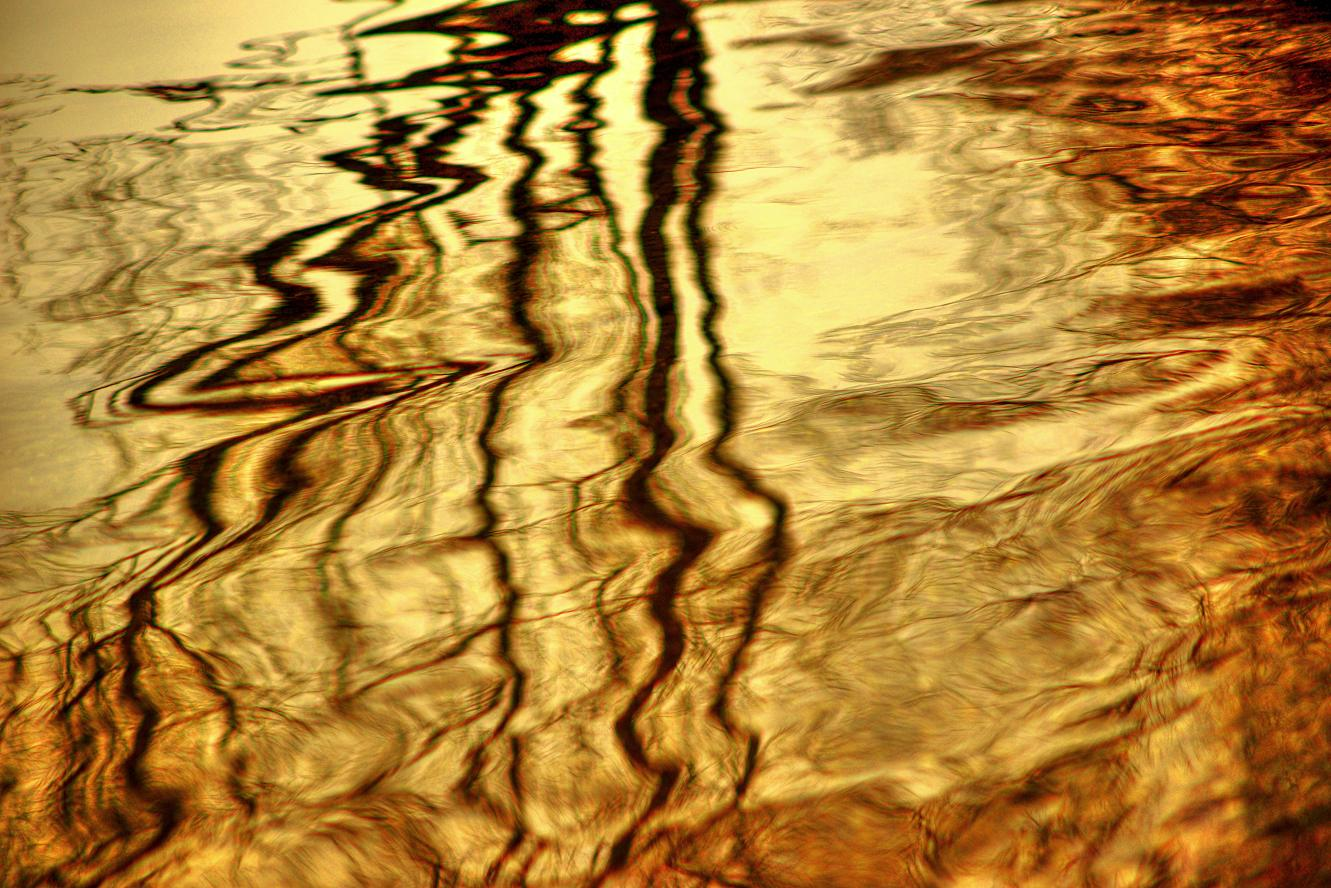"photo ""The lake"" tags: abstract, landscape, water"