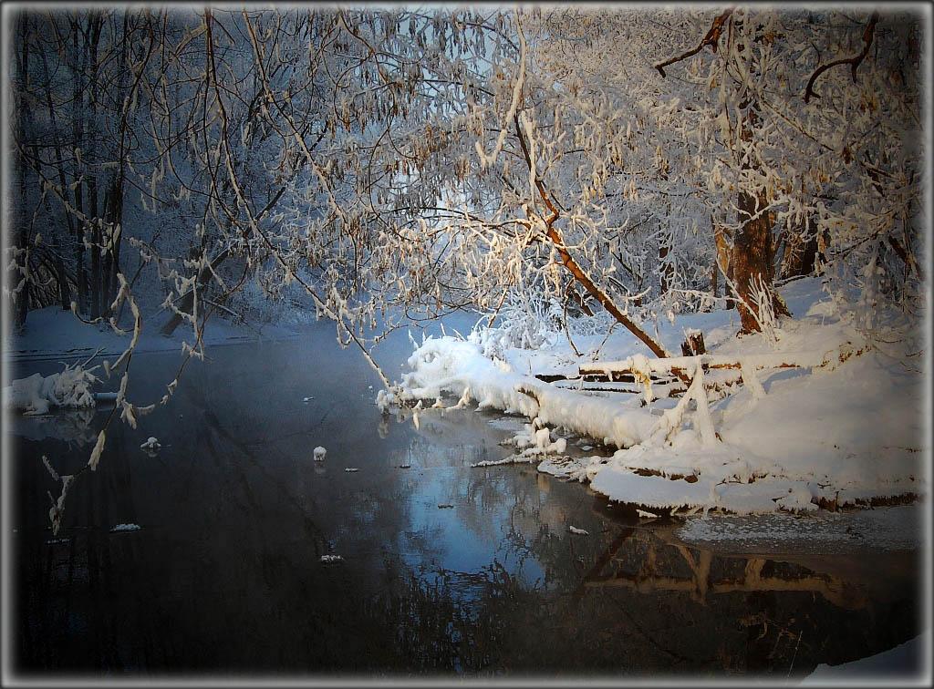 """фото """"Сказочный День Рождества"""" метки: пейзаж, зима"""