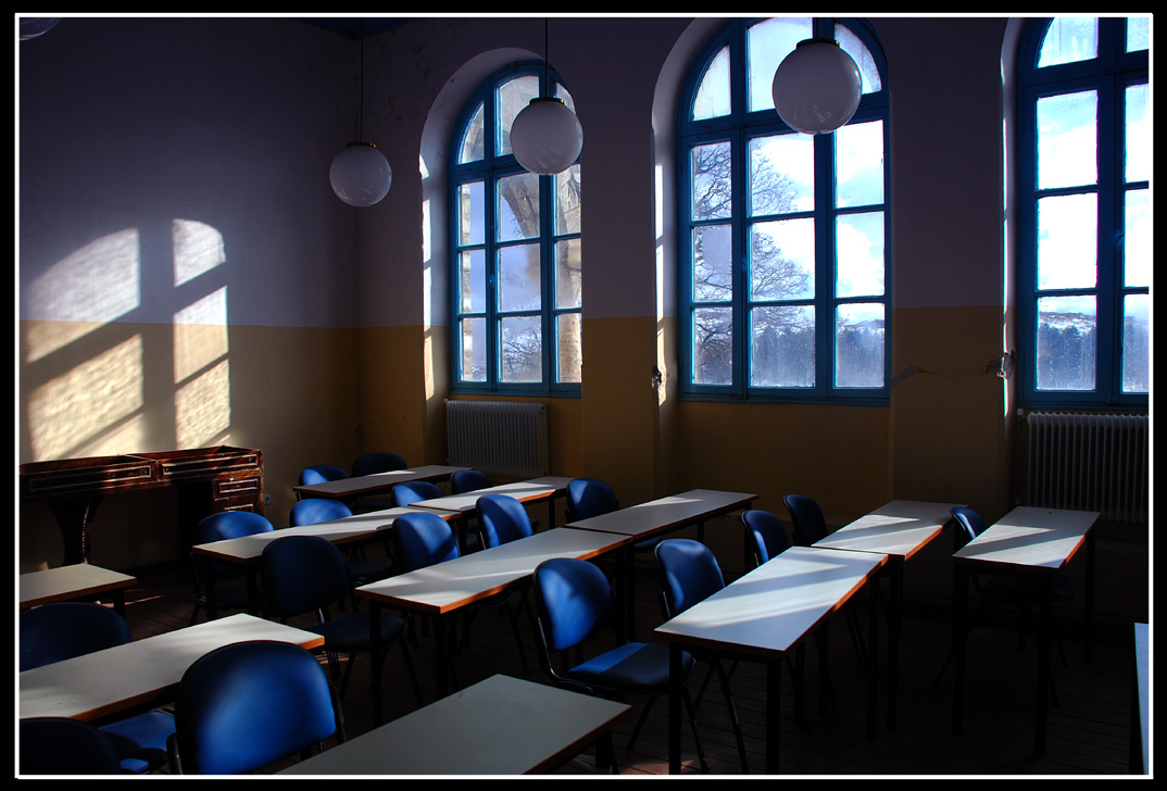 "photo ""The classrooms we loved"" tags: misc.,"