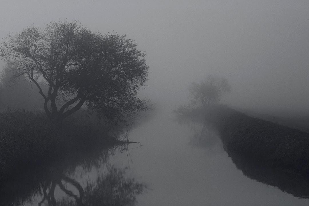 """фото """"..за туманом"""" метки: пейзаж,"""