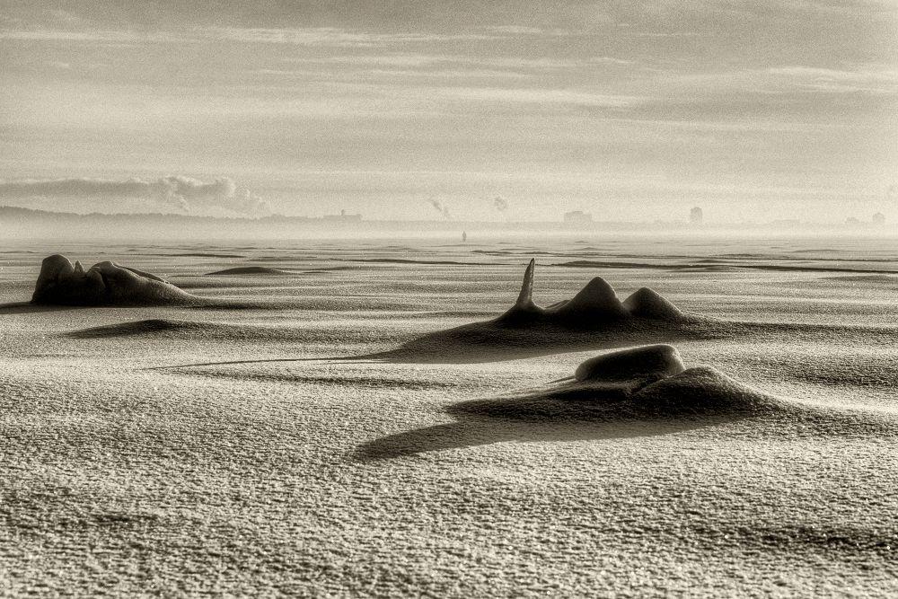 """фото """"Иная Планета"""" метки: пейзаж, зима"""