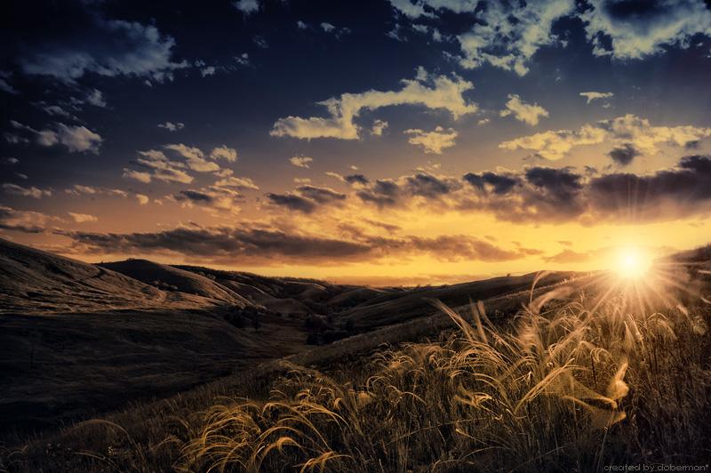 """фото """"Донские закаты"""" метки: пейзаж, осень"""
