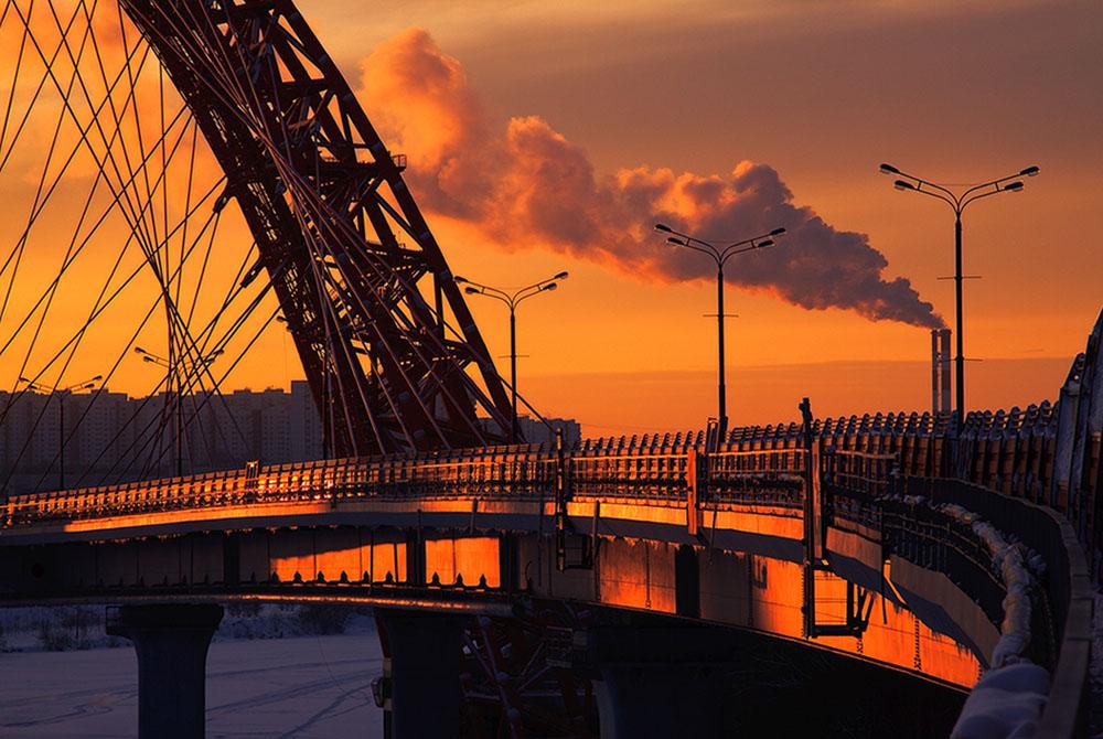 "фото ""Мост"" метки: архитектура, пейзаж,"