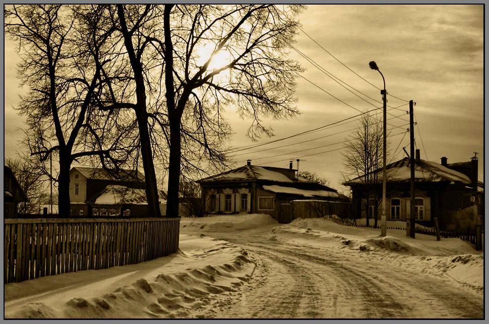 """фото """"Городская окраина..."""" метки: архитектура, пейзаж,"""