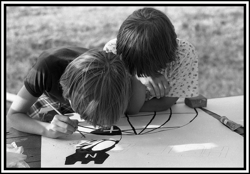 "фото ""1981 г. Миру - мир!"" метки: жанр,"