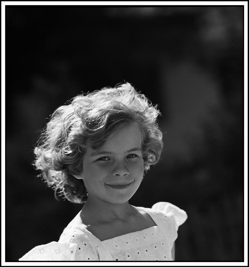 """фото """"1981.г. Солнечный зайчик."""" метки: портрет,"""