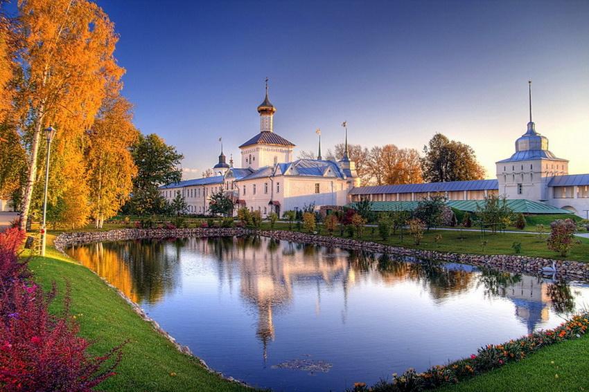 """фото """"Толгский монастырь"""" метки: архитектура, пейзаж,"""