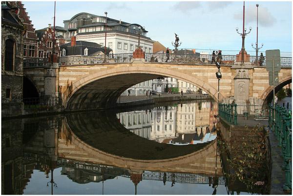 """фото """"reflection"""" метки: путешествия, архитектура, пейзаж, Европа"""