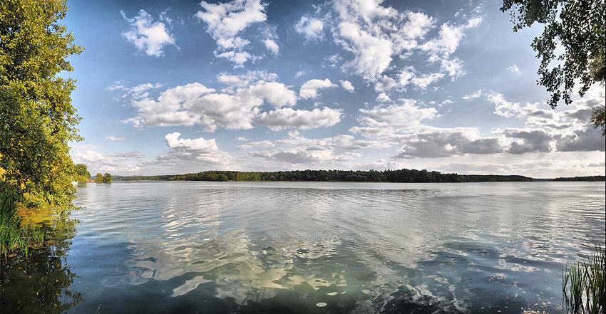 """фото """"Тетеревские разливы"""" метки: пейзаж, вода, осень"""