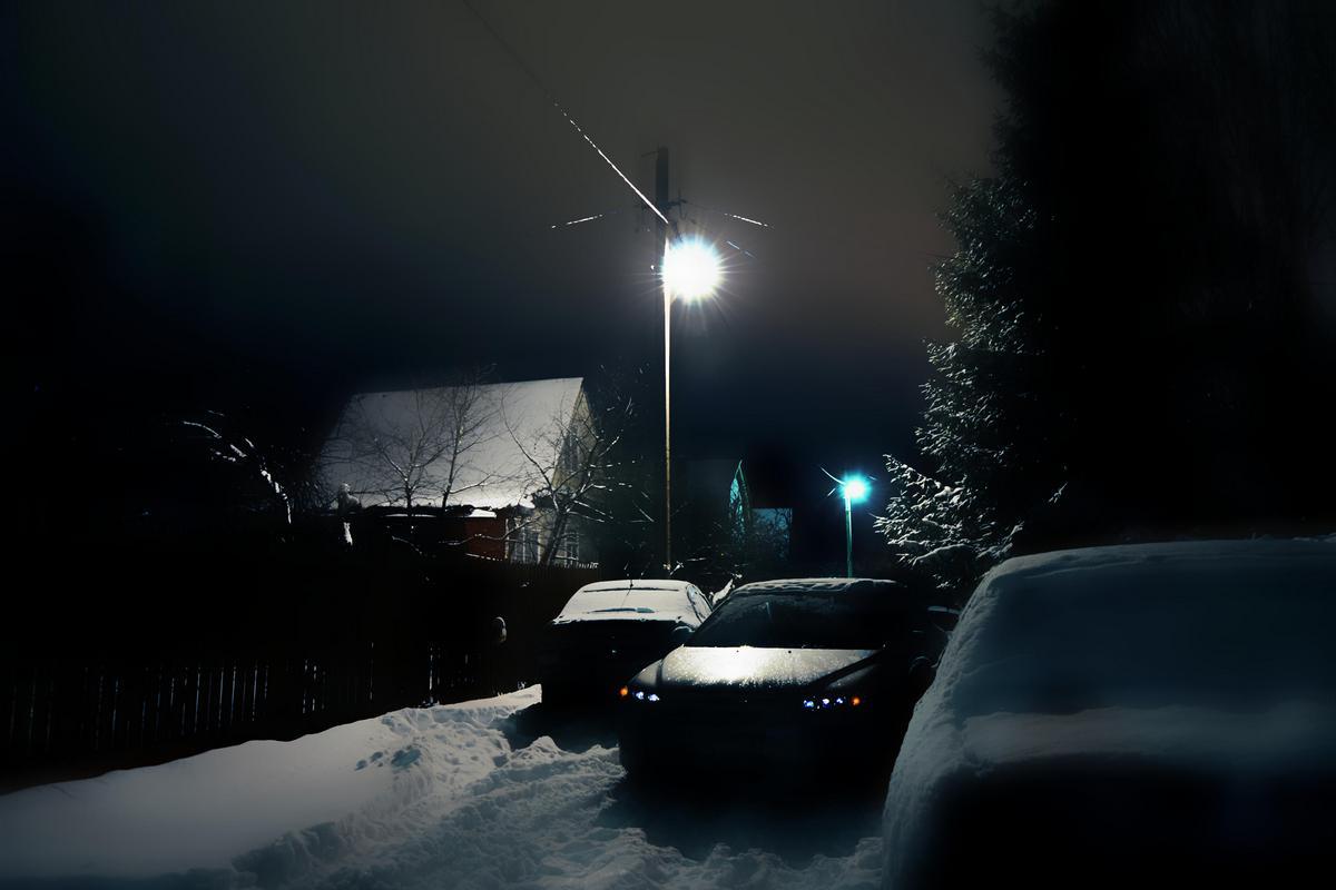 """фото """"Шарапова Охота"""" метки: пейзаж, ночь"""
