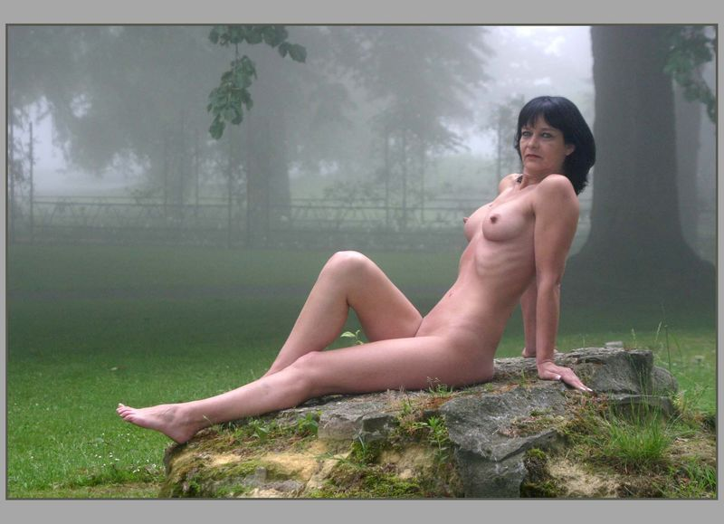 """photo """"Veronic in Maastricht"""" tags: nude,"""