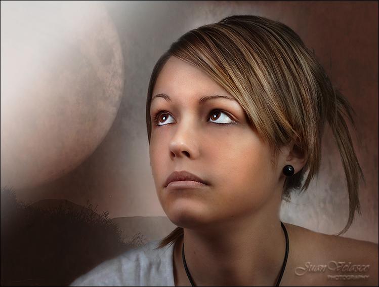 """photo """"Dreams"""" tags: portrait, woman"""