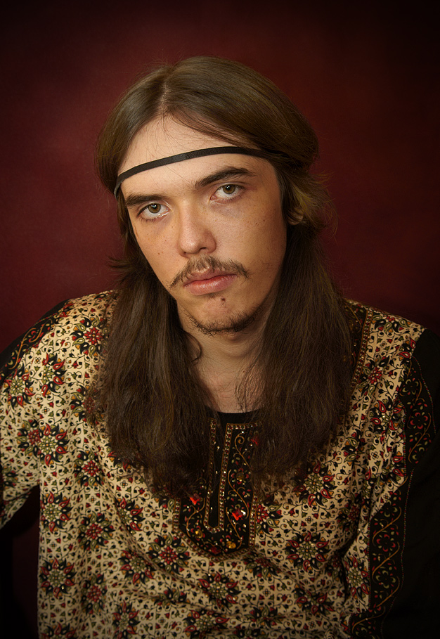 "фото ""Портрет в этническом стиле"" метки: портрет, мужчина"