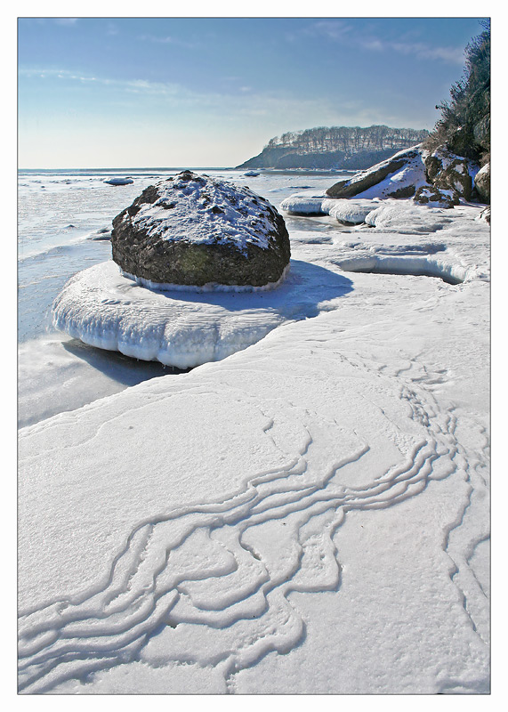 """photo """"***"""" tags: landscape, water, winter"""