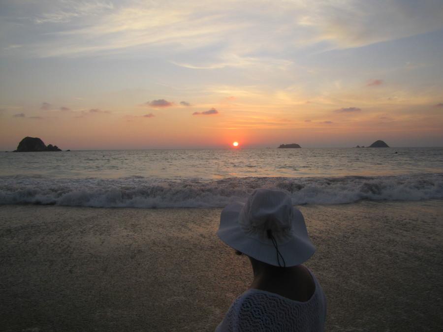 """фото """"Еще один закат"""" метки: пейзаж, вода, закат"""