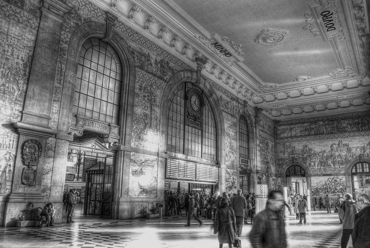 "фото ""Train Station"" метки: архитектура, пейзаж,"