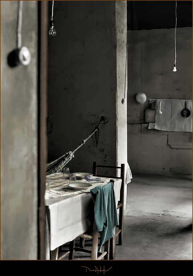 """photo """"Old Kitchen"""" tags: interior,"""