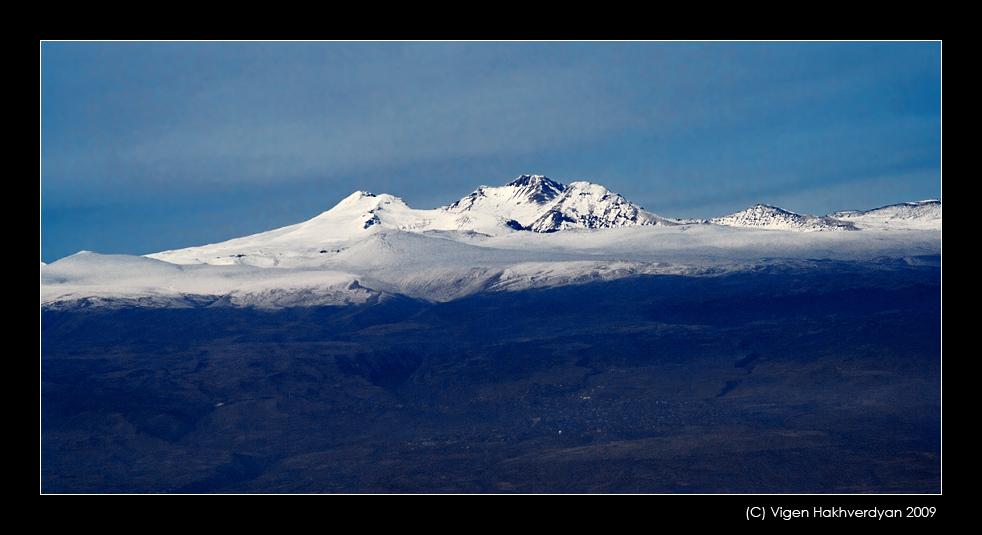 """фото """"Aragats"""" метки: пейзаж, путешествия, горы"""