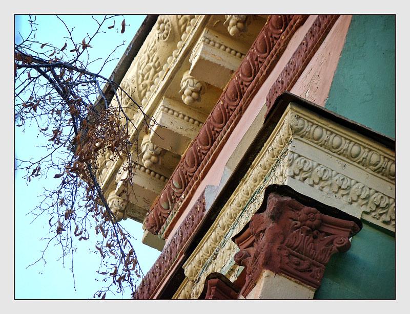 "фото ""Старый город"" метки: архитектура, фрагмент, пейзаж,"