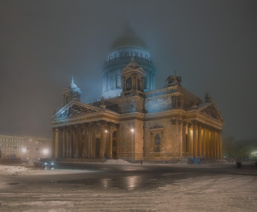 "фото ""Winter,"" метки: архитектура, пейзаж, зима"